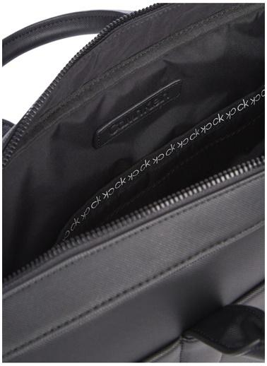 Calvin Klein Calvin Klein Erkek Siyah Laptop Çantası Siyah